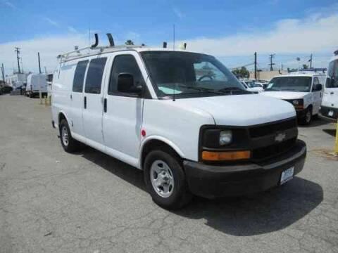 2006 Chevrolet Express Cargo 1500 for sale at Atlantis Auto Sales in La Puente CA