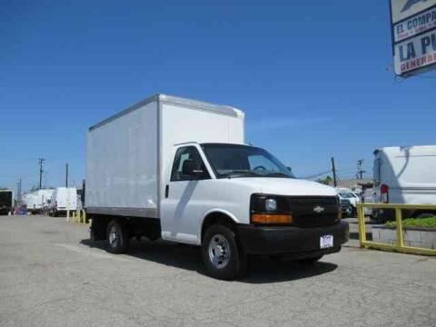 2015 Chevrolet Express Cutaway 3500 for sale at Atlantis Auto Sales in La Puente CA