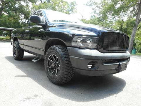 2004 Dodge Ram Pickup 1500 for sale in Lake Worth, TX