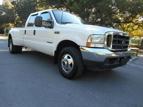 2002 Ford F-350 Super Duty for sale in Lake Worth, TX
