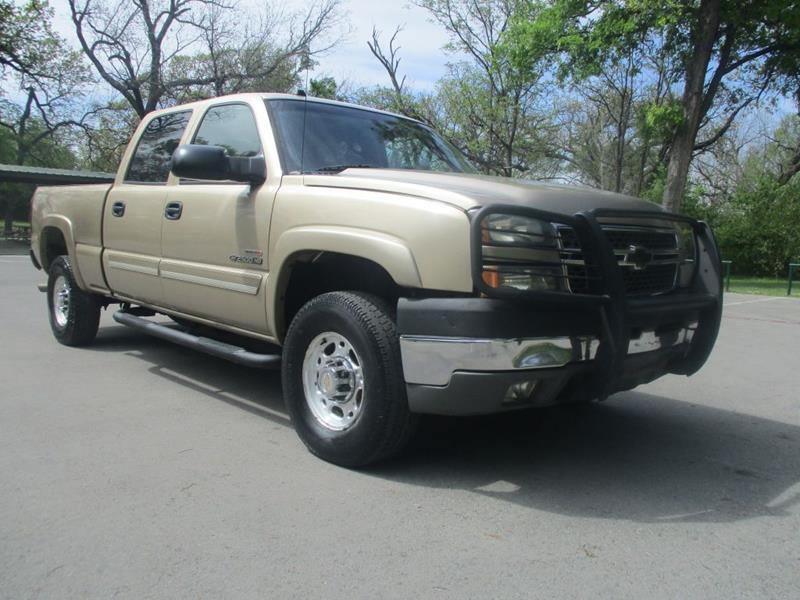 2005 Chevrolet Silverado 2500Hd HEAVY DUTY In Lake Worth TX ...