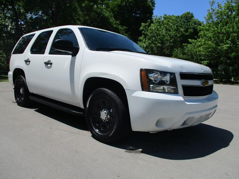2014 Chevrolet Tahoe 4x2 Police 4dr SUV In Lake Worth TX - Thornhill