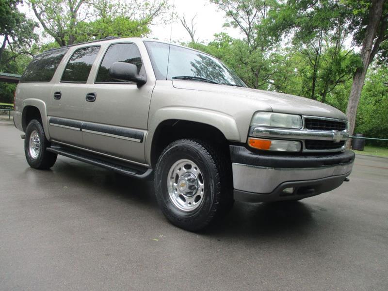 2002 Chevrolet Suburban 4dr 2500 4WD SUV In Lake Worth TX ...