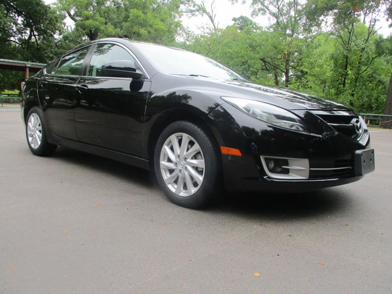 2013 Mazda Mazda6 i Touring 4dr Sedan In Lake Worth TX - Thornhill ...