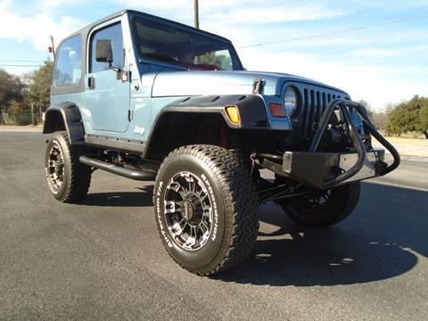 1999 Jeep Wrangler for sale in Lake Worth, TX