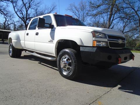 2007 Chevrolet Silverado 3500 Classic for sale in Lake Worth, TX