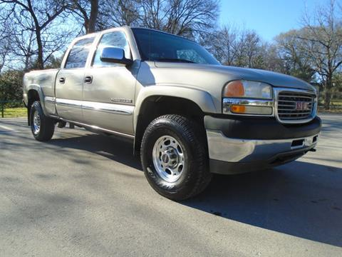 2001 GMC Sierra 2500HD for sale in Lake Worth, TX
