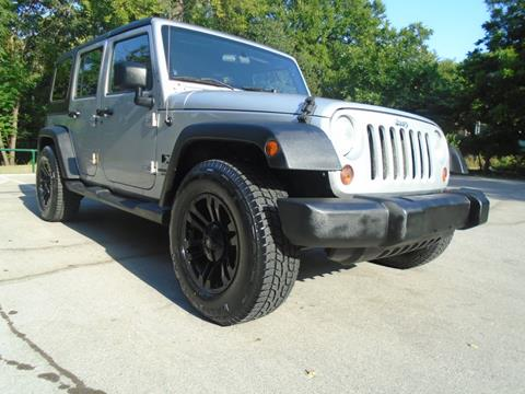 2009 Jeep Wrangler Unlimited for sale in Lake Worth, TX