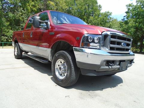 2002 Ford F-250 Super Duty for sale in Lake Worth, TX