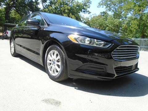 2016 Ford Fusion for sale in Lake Worth, TX