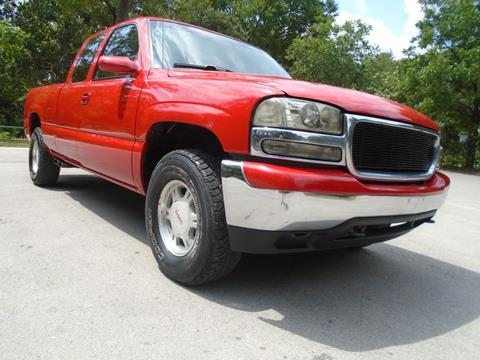 1999 Gmc Sierra 1500 For Sale In Lake Worth Tx