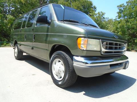 2002 Ford E-Series Wagon for sale in Lake Worth, TX