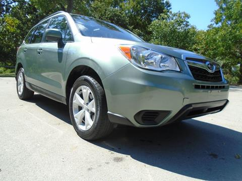 2016 Subaru Forester for sale in Lake Worth, TX
