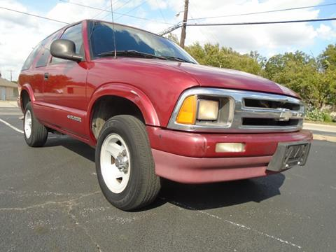 1997 Chevrolet Blazer for sale in Lake Worth, TX