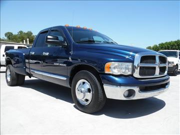 2005 Dodge Ram Pickup 3500 for sale in Lake Worth, TX