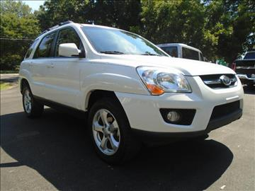 2010 Kia Sportage for sale in Lake Worth, TX
