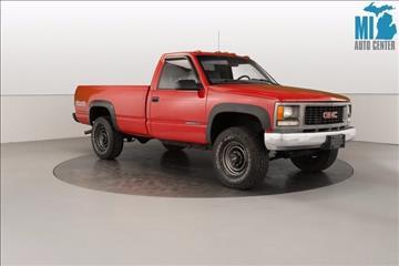 2000 GMC C/K 2500 Series for sale in Coopersville, MI