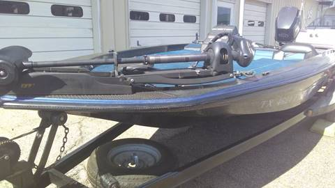 1992 Skeeter BASS BOAT 18.5 FT