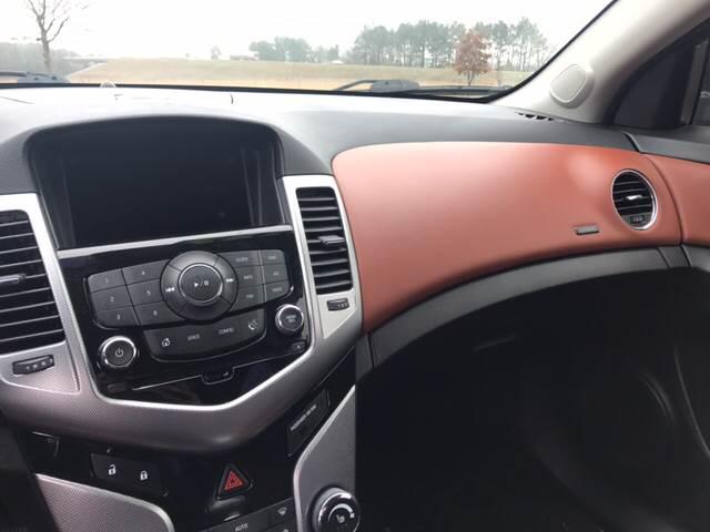 2014 Chevrolet Cruze LTZ Auto 4dr Sedan w/1SJ - Pittsburg TX