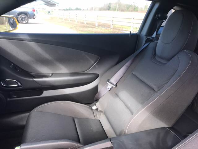 2012 Chevrolet Camaro LT 2dr Coupe w/1LT - Pittsburg TX