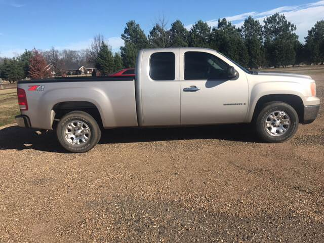 2008 GMC Sierra 1500 4WD SLE2 4dr Extended Cab 5.8 ft. SB - Pittsburg TX