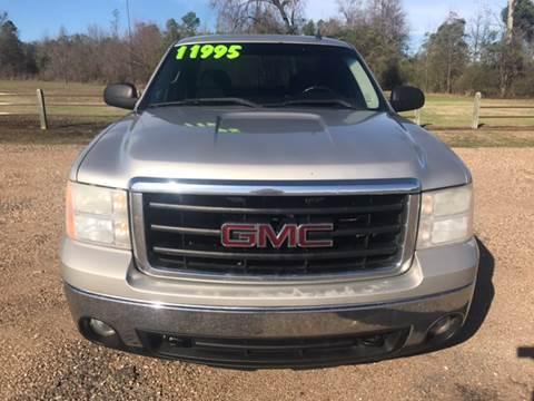 2008 GMC Sierra 1500 for sale in Pittsburg, TX