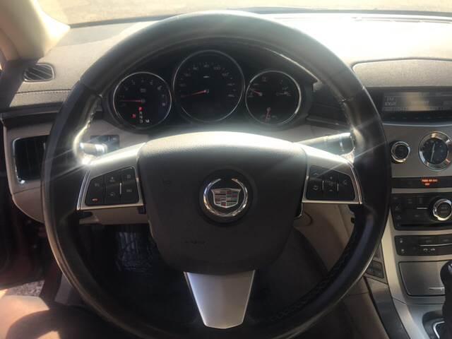 2009 Cadillac CTS 3.6L V6 4dr Sedan w/ 1SA - Pittsburg TX