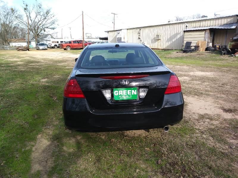 2007 Honda Accord EX-L 4dr Sedan (2.4L I4 5A) - Pittsburg TX