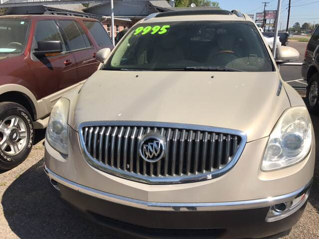 2008 Buick Enclave CXL 4dr SUV - Pittsburg TX