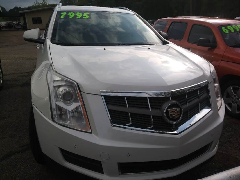 2010 Cadillac SRX Luxury Collection 4dr SUV - Pittsburg TX