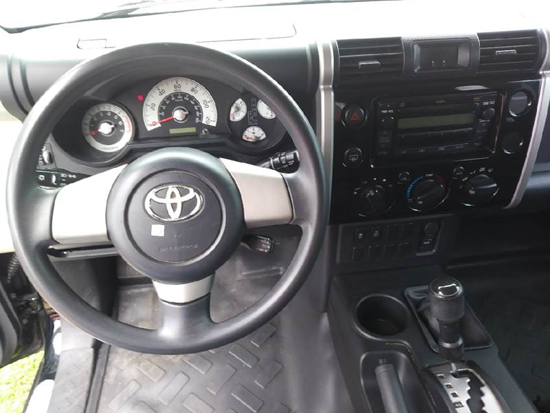 2010 Toyota FJ Cruiser 4x4 4dr SUV 5A - Pittsburg TX