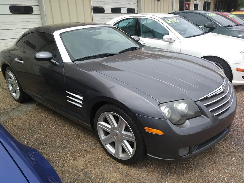 2005 Chrysler Crossfire Limited 2dr Hatchback - Pittsburg TX