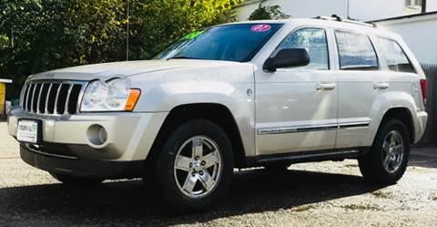 2007 Jeep Grand Cherokee for sale in Malden, MA