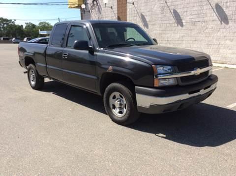 2003 Chevrolet Silverado 1500 for sale in Peabody, MA