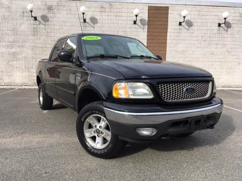 2003 Ford F-150 for sale in Peabody, MA