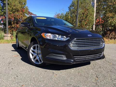 2014 Ford Fusion for sale in Peabody, MA
