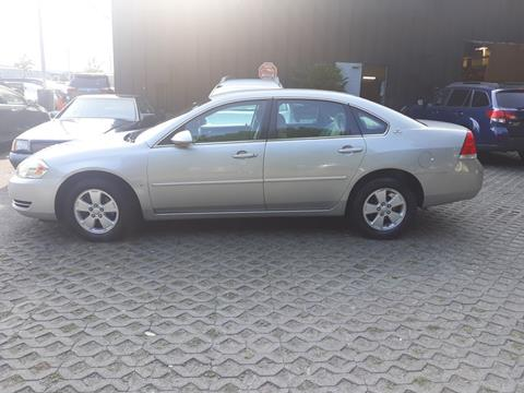 2007 Chevrolet Impala for sale in Peabody, MA