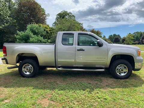 2009 GMC Sierra 2500HD for sale in Peabody, MA
