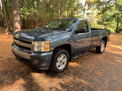 2008 Chevrolet Silverado 1500 for sale at Elite Pre-Owned Auto in Peabody MA