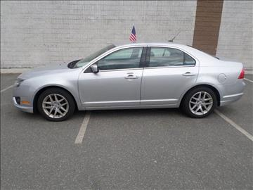 2012 Ford Fusion for sale in Peabody, MA