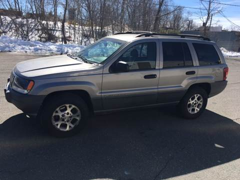 2001 Jeep Grand Cherokee for sale in Peabody, MA