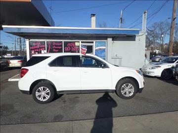2013 Chevrolet Equinox for sale in Peabody, MA