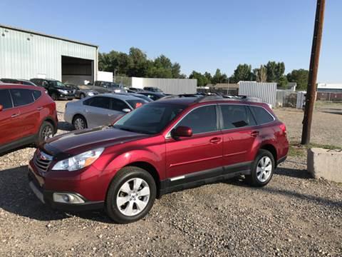 2012 Subaru Outback for sale in Billings, MT