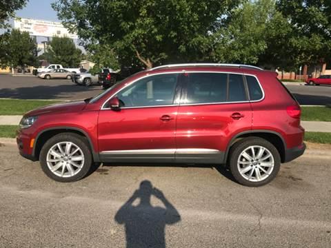 2014 Volkswagen Tiguan for sale in Billings, MT