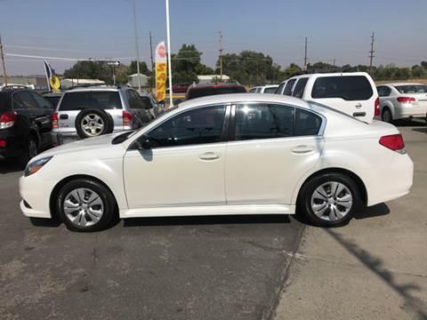 2013 Subaru Legacy for sale in Billings, MT