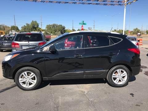 2010 Hyundai Tucson for sale in Billings, MT