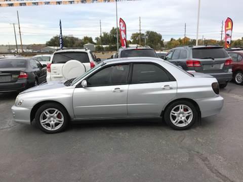 2003 Subaru Impreza for sale in Billings, MT