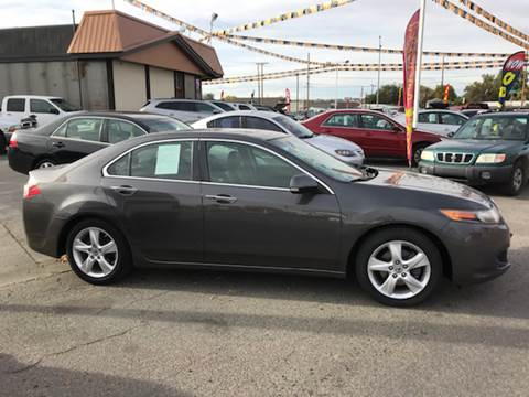 2009 Acura TSX for sale in Billings, MT
