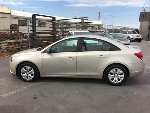 2013 Chevrolet Cruze for sale in Billings, MT