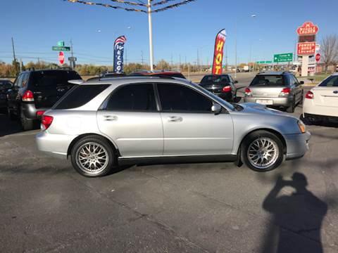 2004 Subaru Impreza for sale in Billings, MT